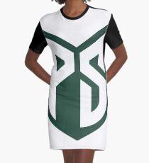 Portland State Vikings Graphic T-Shirt Dress