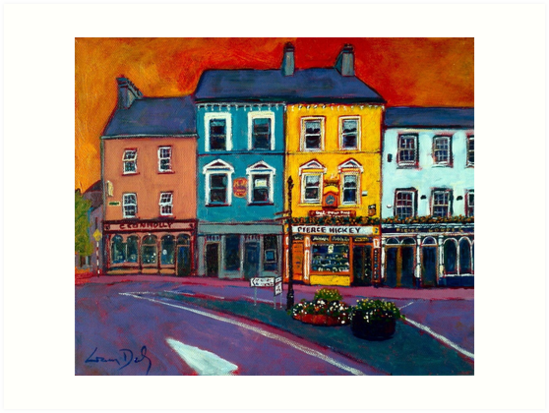 Main Street, Skibbereen, Cork by eolai