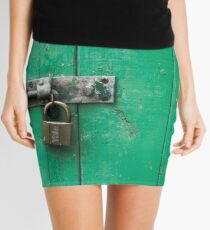 The Garden Shed Mini Skirt