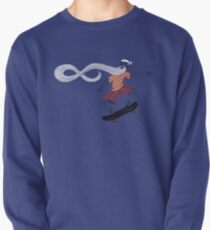 Der alte Skater, für immer Skate ukiyo e-Stil Pullover
