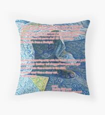 Foolish II by Ariel Floor Pillow