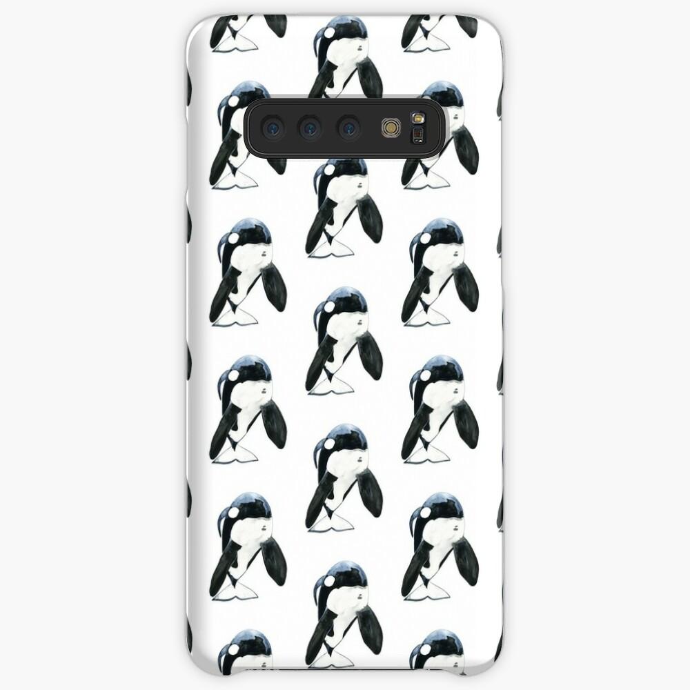 Keiko the Orca Samsung Galaxy Snap Case