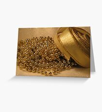 """""""All That Glitters..... Greeting Card"""