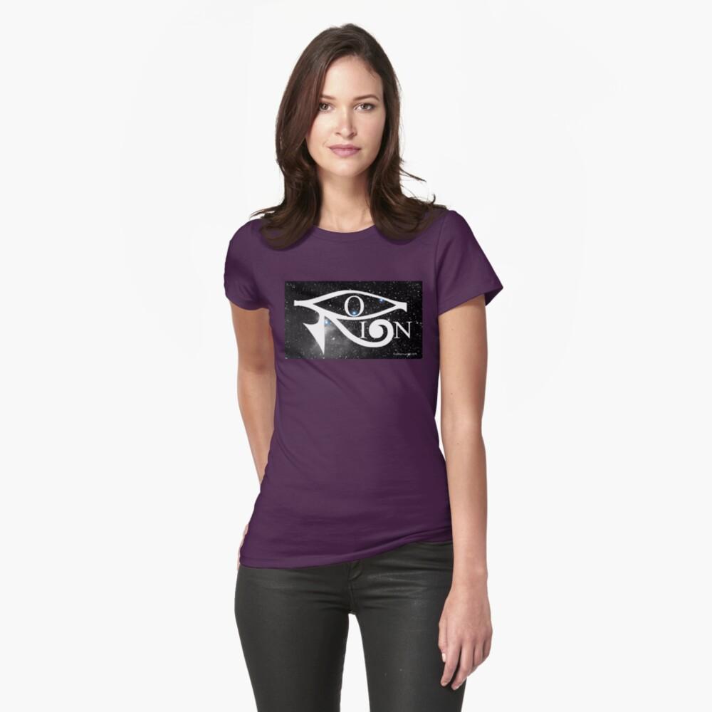 Orion & Eye of Horus Womens T-Shirt Front
