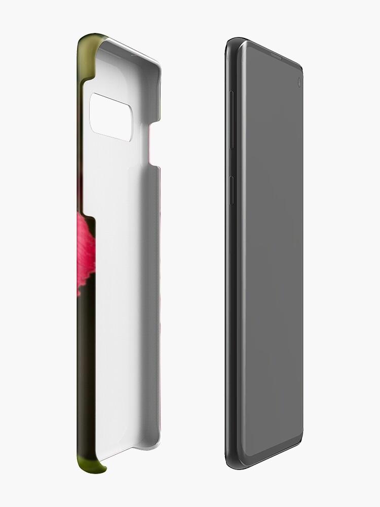 Alternative Ansicht von Hibiskusblüten Hüllen & Klebefolien für Samsung Galaxy