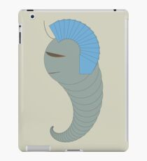 Analog Patterns : Vector Art Character iPad Case/Skin