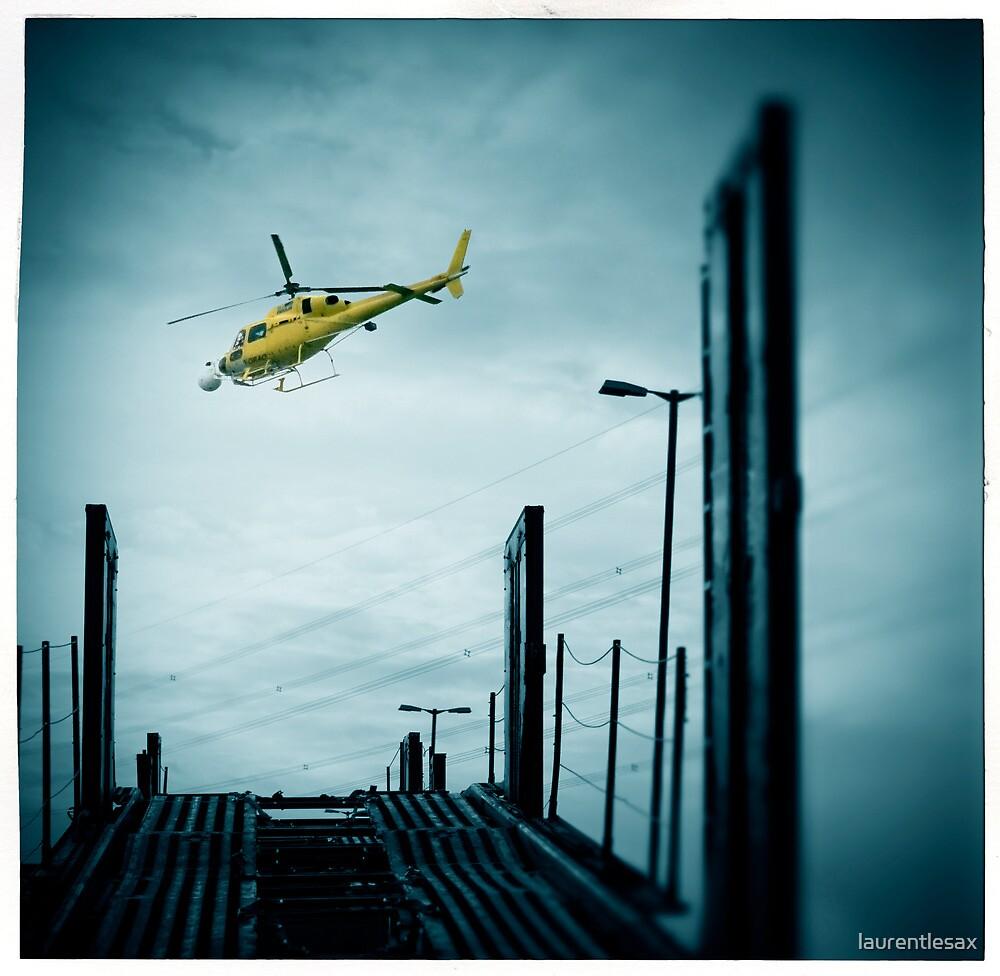 Rescue by laurentlesax