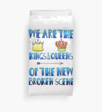 Kings and Queens Duvet Cover
