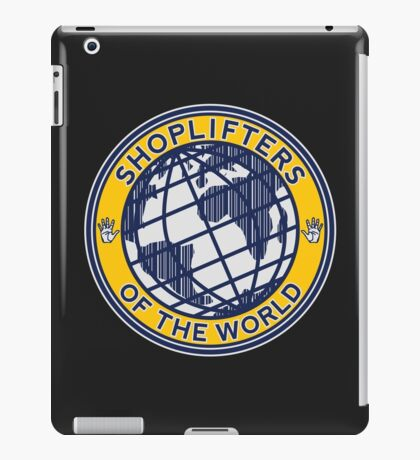 Shoplifters Of The World iPad Case/Skin