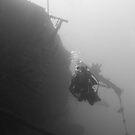 History under water by Paul Lenharr II