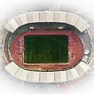 Tsirio Stadium by DRONY