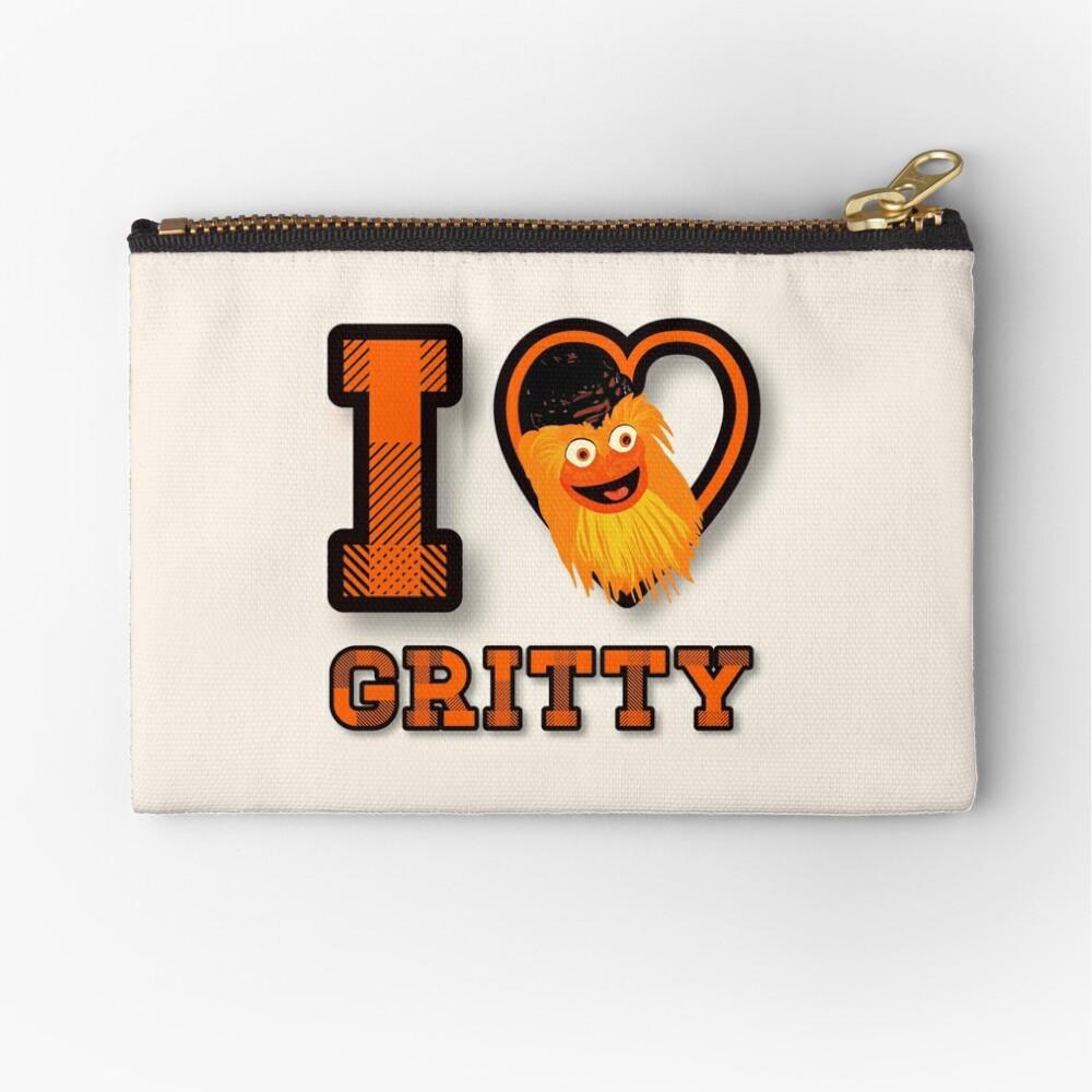 Amo a Gritty Bolsos de mano