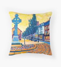 Cashel, County Tipperary - Ireland Throw Pillow
