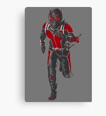 Ant-Man Vector Canvas Print
