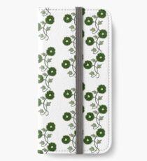 Art Nouveau - Going Green!  iPhone Wallet/Case/Skin