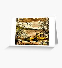 Hand Colored? Greeting Card