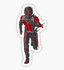 Ant-Man Vector Sticker