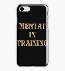 Mentat In Training iPhone Case/Skin