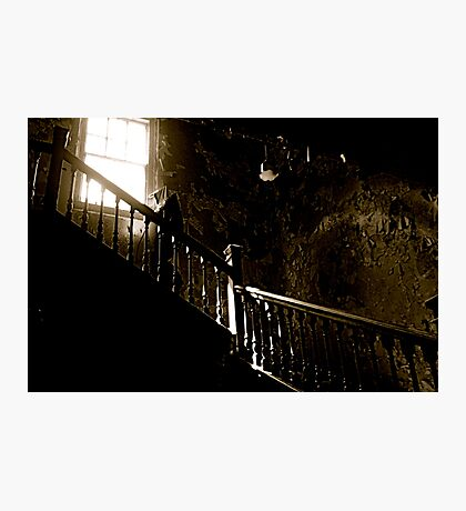 West Park - Staircase Photographic Print