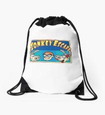 Zonkey escape 3 Heads  Drawstring Bag