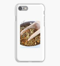 Hypericum perforatum iPhone Case/Skin