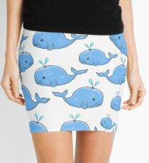 Minifalda Blue Whales
