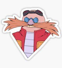"Doctor ""Eggman"" Robotnik Sticker"