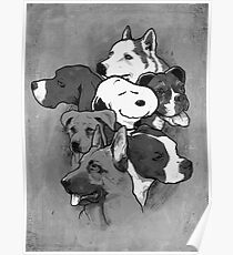 Doggies! Poster