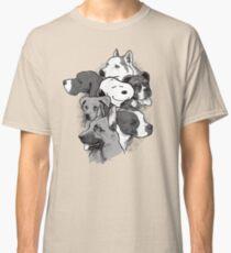 Doggies! Classic T-Shirt