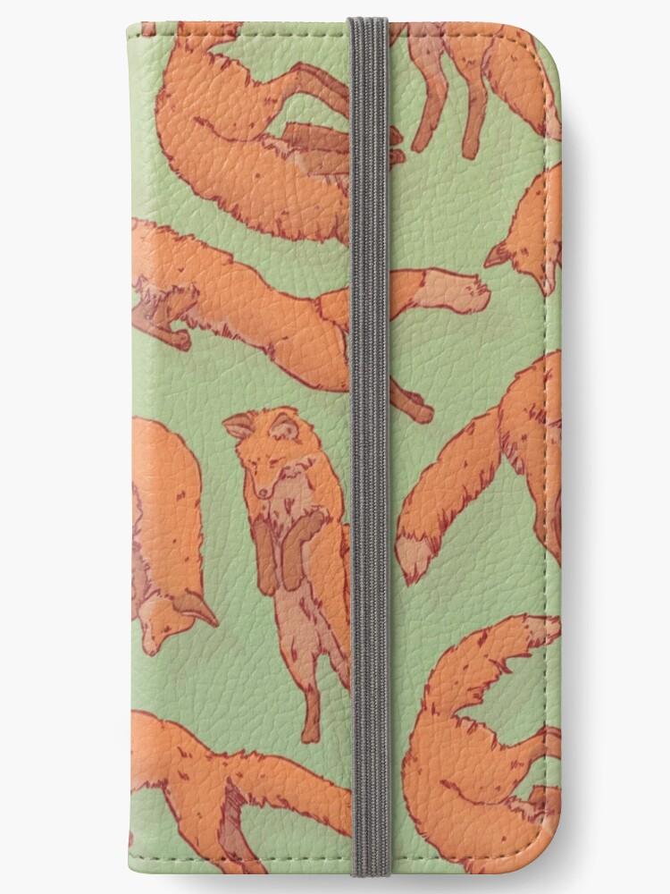 Fox Pattern by HypathieAswang