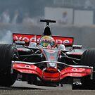 Lewis Hamilton #2 by Foxfire
