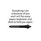 Wacom Tablet Pen by jctools
