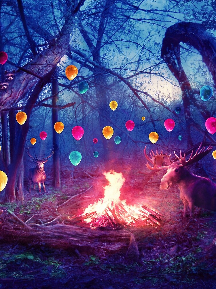 Party Animals by ryanlaing