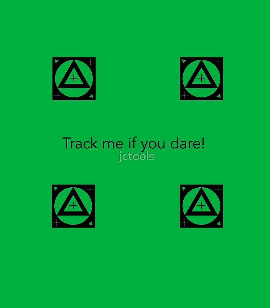 Track Me If You Dare! by jctools