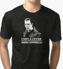 More Cowbell Tshirt 2 Tri-blend T-Shirt