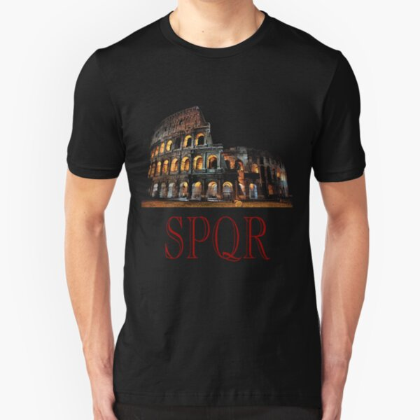 SPQR Slim Fit T-Shirt