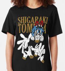 Tomura Shigaraki Boku No Hero Academia Slim Fit T-Shirt