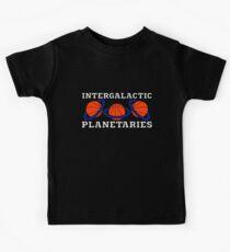 Intergalactic Planetaries Kids Tee