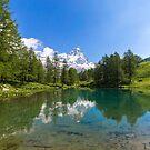 Lake Cervino by pietrofoto