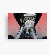 Frenzel Supercharger Canvas Print