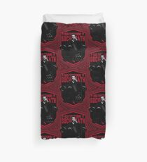 High Functioning Sociopath Duvet Cover