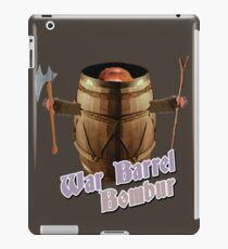 War Barrel Bombur iPad Case/Skin