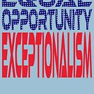 #OurPatriotism: Equal Opportunity Exceptionalism by Onjena Yo by Carbon-Fibre Media