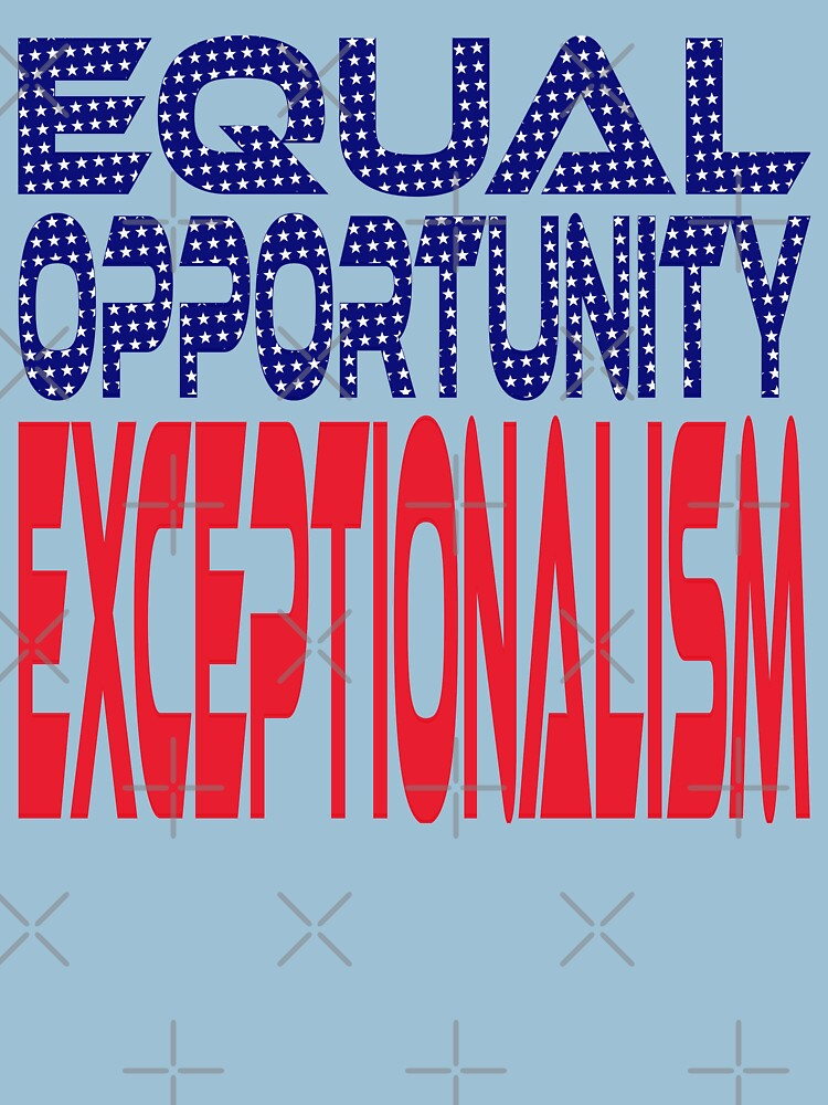 #OurPatriotism: Equal Opportunity Exceptionalism by Onjena Yo by carbonfibreme