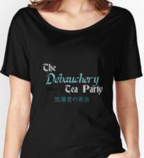 Debauchery Tea Party Women's Relaxed Fit T-Shirt