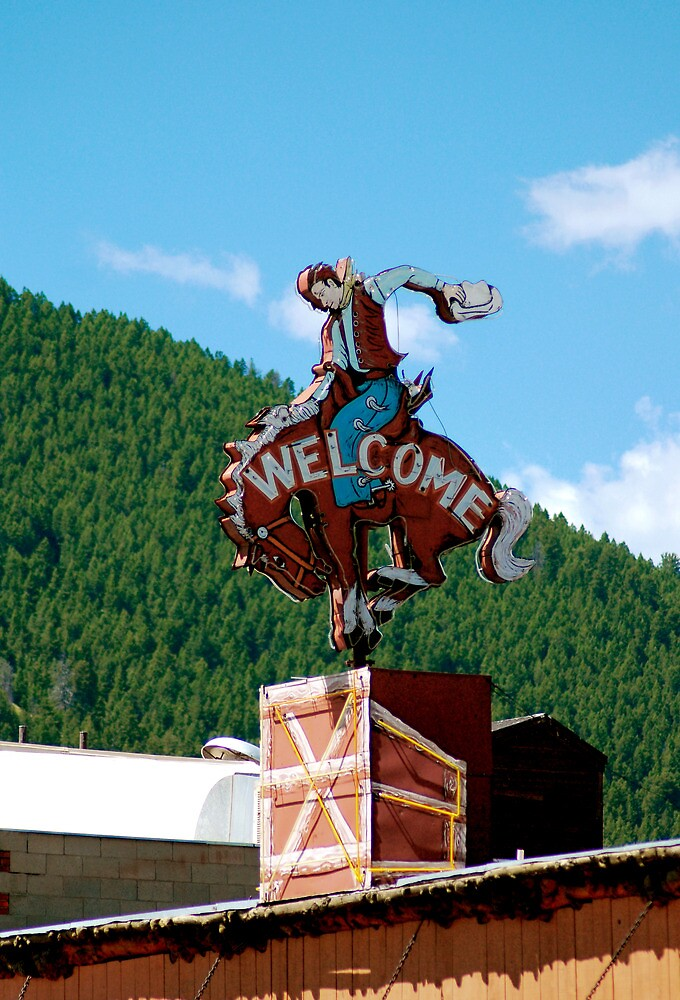 Welcome to Wyoming by Zolton