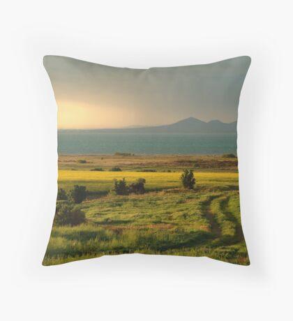 Corio Bay Throw Pillow