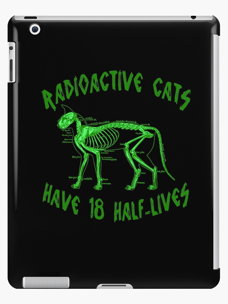 Radioactive Cats by buzatron