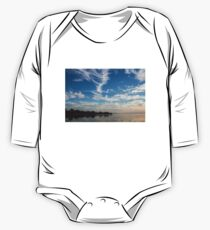 Of Feathery Clouds and Tranquil Mornings Kids Clothes