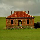 Passing Storm, Burra Ruins by Joe Mortelliti